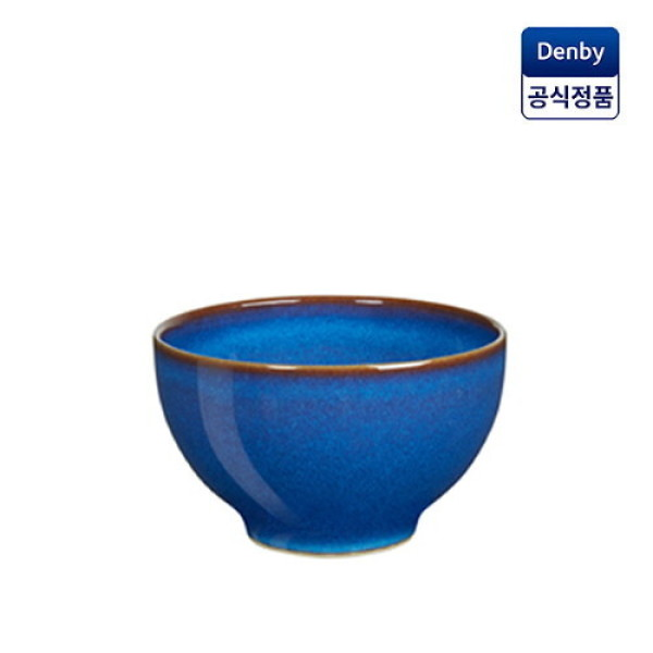 덴비  임페리얼 블루 밥 공기 상품이미지