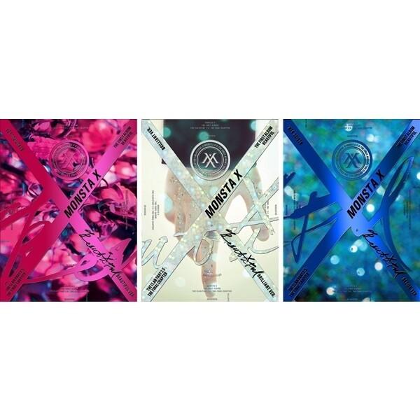 몬스타엑스 (Monsta X) - 정규 1집 (Beautiful) 상품이미지