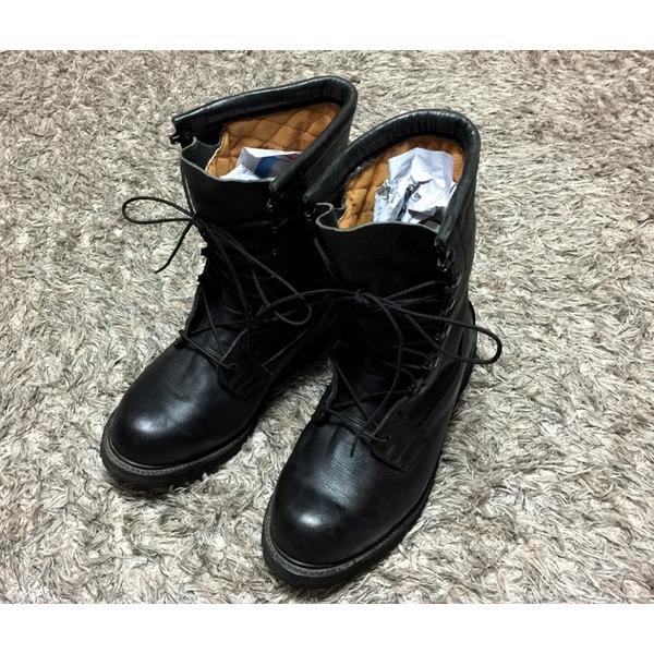 수입 워커 통가죽 비부람창 고급 신발 남성 290 03-09 상품이미지
