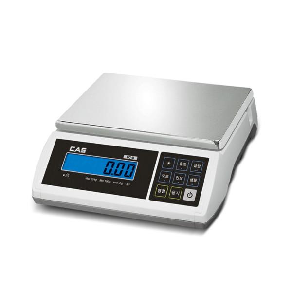 카스 EC-D 정밀 전자저울 3kg~30kg 계수기능 상품이미지