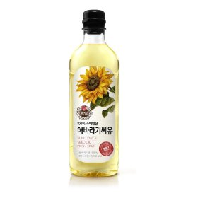 CJ_해바라기유_900ML