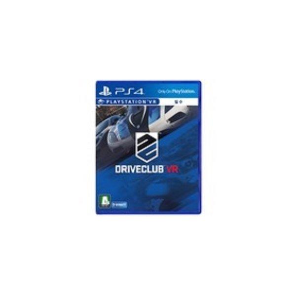 PS4/PSVR 드라이브클럽 VR 한글판 / VR 필수 중고 상품이미지