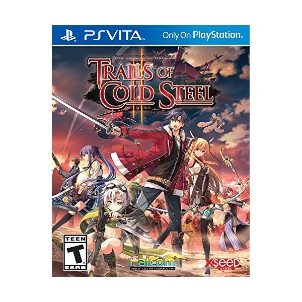 해외쇼핑/The Legend of Heroes: Trails of Cold Steel II - PlayStation Vita 상품이미지