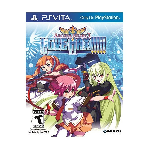 해외쇼핑/Arcana Heart 3: LOVE MAX      - PlayStation Vita 상품이미지