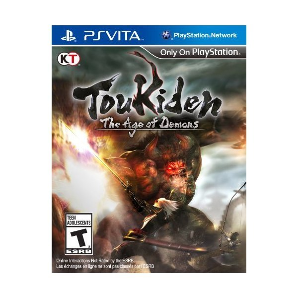 해외쇼핑/Toukiden: The Age of Demons - PlayStation Vita 상품이미지