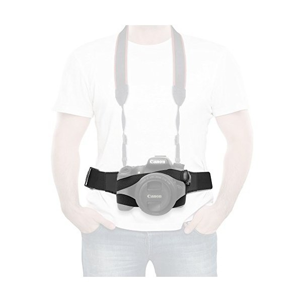 해외쇼핑/Anwenk Camera Strap Belt Chest Harness Strap Adjustable Quick Release Camera Fasten Belt St 상품이미지