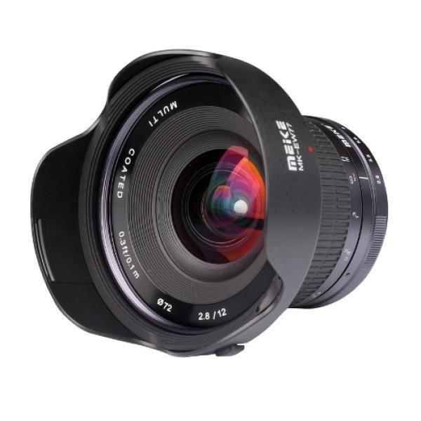 호루스벤누 MK 12mm F2.8 렌즈 캐논EOS M/EF-M마운트 상품이미지