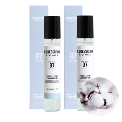 W.DRESSROOM Dress Perfume Fabric Perfume Collection