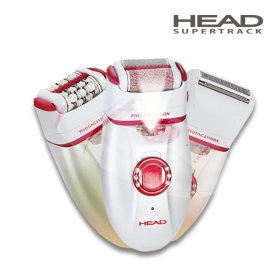 HEAD정품 제모기 발각질제거기 제모면도기 여성