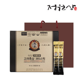 JUNGWONSAM/9 Repetitive Steaming And Drying Process/6-Year-Old/Red Ginseng Stick