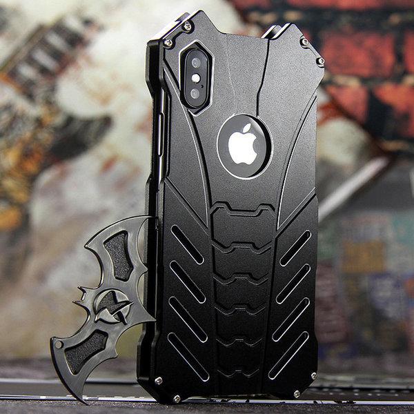 아이폰8 XS MAX XR 7/8플러스 배트맨 메탈 범퍼케이스 상품이미지