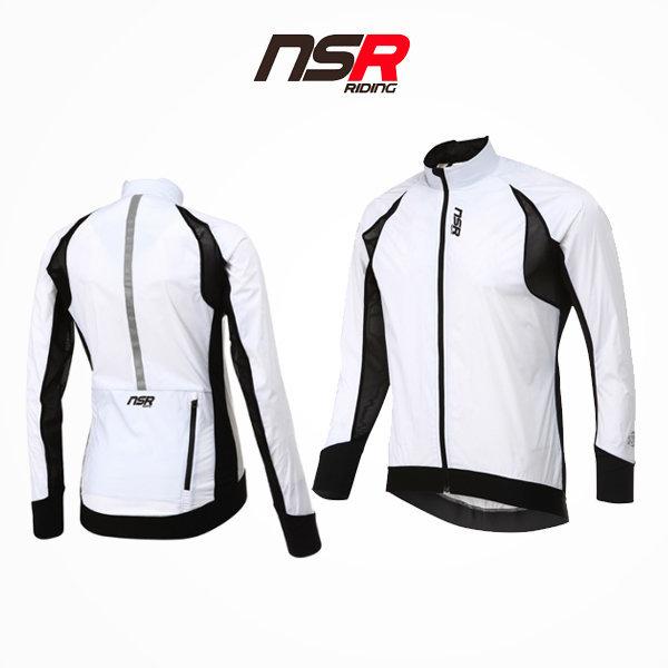 NSR 슈퍼소닉 윈드 자켓 자전거 바람막이 봄/여름 상품이미지