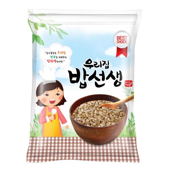 현미 2kg 영양의 보고 쌀눈과 쌀겨가 풍부 상품이미지