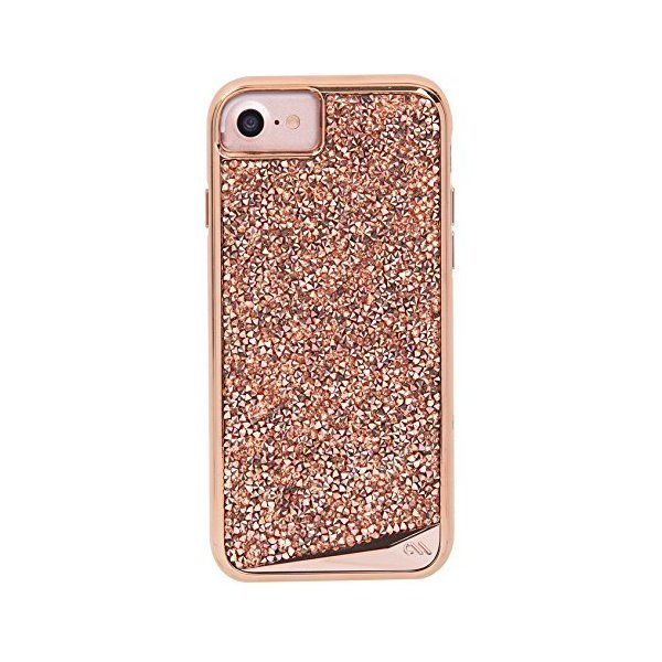 해외쇼핑/Case-Mate iPhone 7 case - Brilliance - Rose Gold (Compatible with iPhone 6/6s) 상품이미지