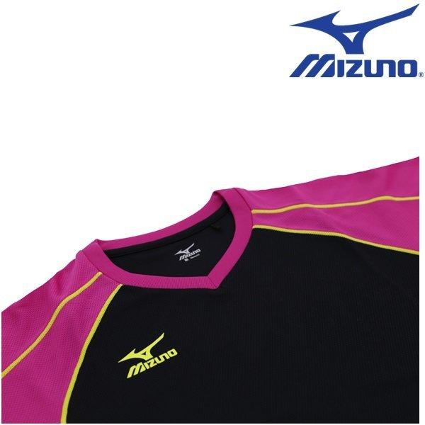미즈노 배드민턴 테니스 탁구 기능성 여성 반팔셔츠 상품이미지