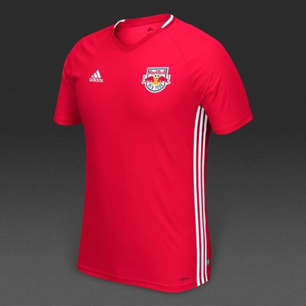 adidas N.Y Red Bulls SS Training Top - Red 상품이미지