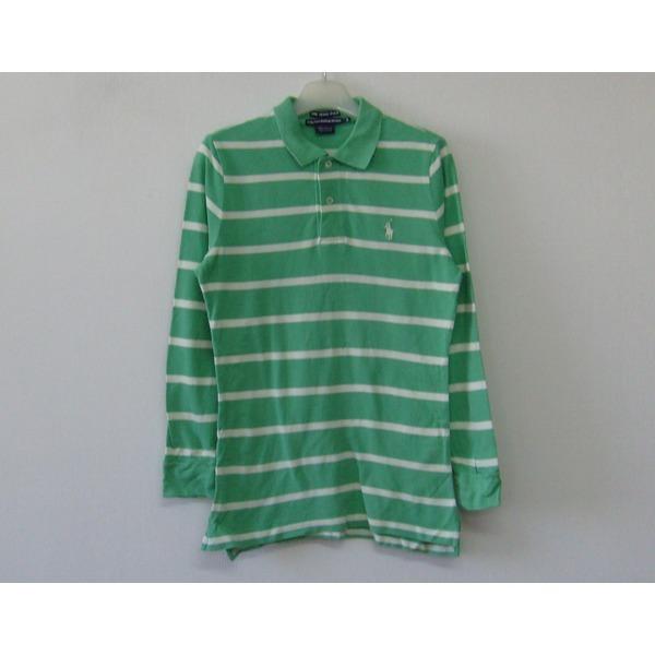 폴로 단가라 면 카라넥 티셔츠 90 /여성용/A/명품슈슈 상품이미지