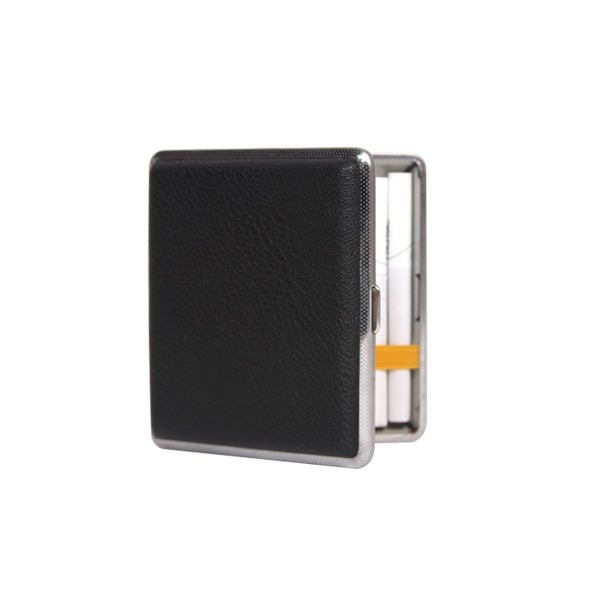 가죽 블랙 담배 케이스 -일반형 상품이미지