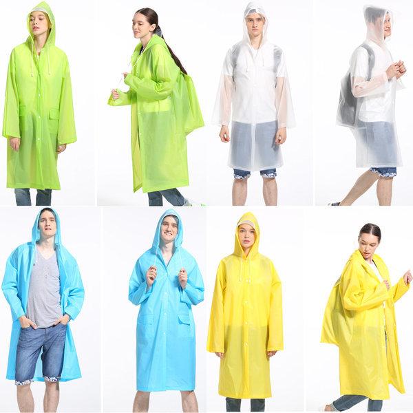 남녀공용 패션우의 우비 비옷 레인코트 등산 낚시 상품이미지