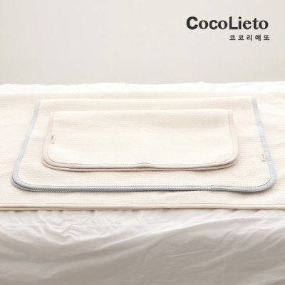 Organic/Double Sided/Waterproof Blankets/Made In Korea