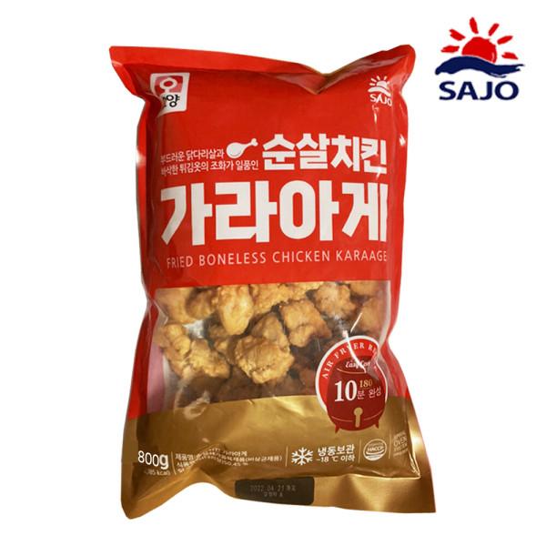 사조 치킨 가라아게1kg 버팔로윙 1kg 버팔로봉/안주 상품이미지