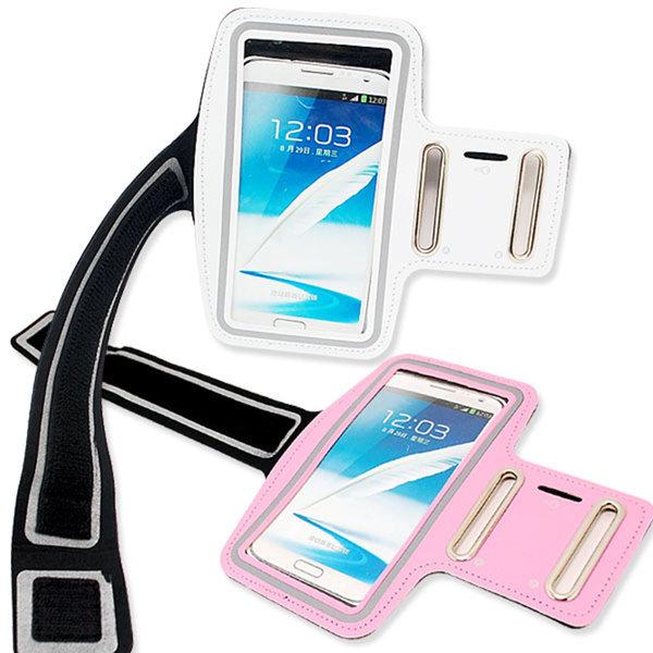 터치 가능한 스마트폰 암밴드/폰가방/폰케이스/휴대용 상품이미지