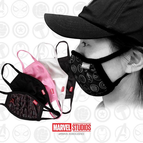 마블 마스크 모음 정품 3D 패션 스포츠 등산 먼지 상품이미지