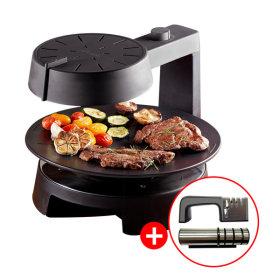 Home Power Red Chef (100% free gifts) Smokeless Smell-free Grill