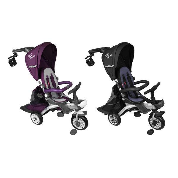 시크플러스 다기능 세발자전거 승용완구 유아자전거 상품이미지