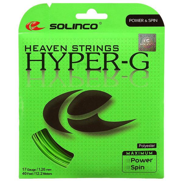솔린코 HYPER-G 1.20mm 12.2M SET 하이퍼지테니스거트 상품이미지