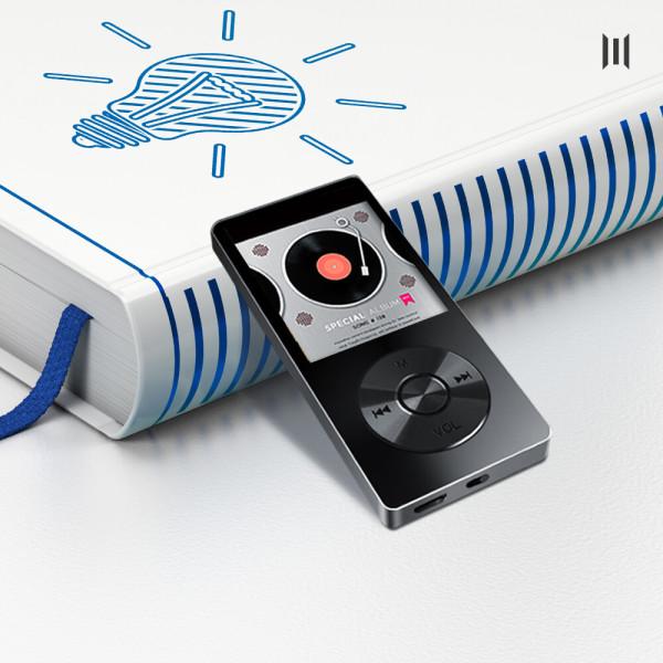 풀메탈 HIFI MP3/MP4/2500분 재생/라디오 사은품증정 상품이미지