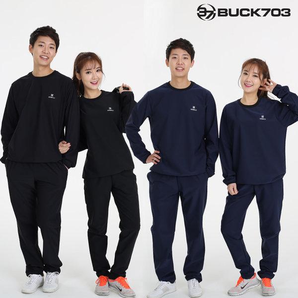 다이어트 땀복 남.여 (상.하SET) 헬스복/트레이닝복 상품이미지