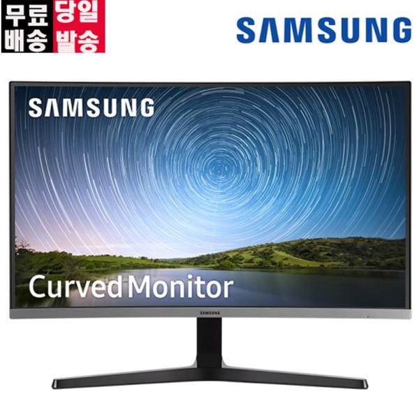 삼성모니터 C32F397F 커브드모니터 Full-HD 곡면형 an 상품이미지