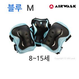 에어워크 보호대세트/아동용인라인보호대/킥보드 헬멧