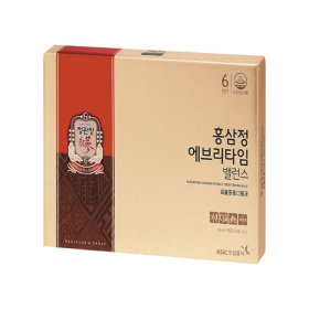 (행사상품)S 정관장_홍삼정진에브리타임_10MLx20포