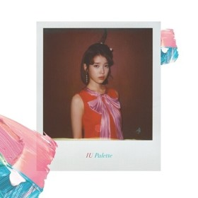(3photocards inpacked) IU - Palette / 4th album / K-pop /