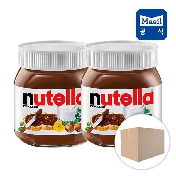 매일 누텔라 370g x2병/초콜릿/잼 상품이미지