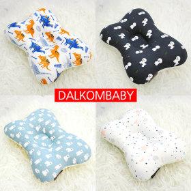 DALKOMBABY Air mesh cranial pillow children pillow summer pillow