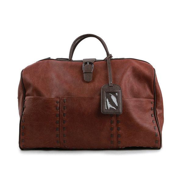 보스턴 남자 여행 용품 백 짐 가죽 장거리 출장 가방 상품이미지