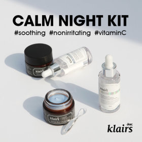 KLAIRS/Calm Night Kit/Calming cream + Vitamin drop