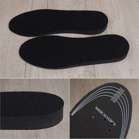 국산 메리 메쉬 1.5cm 깔창(키높이 신발 구두 운동화)