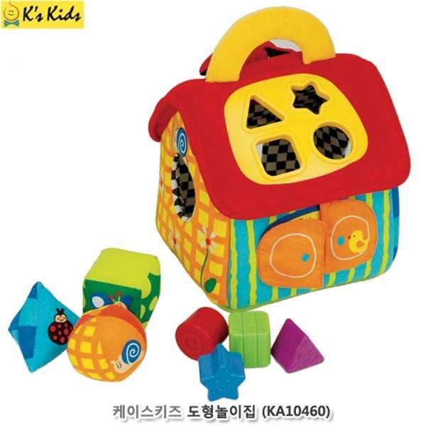헝겊 도형상자 장난감 유아 어린이 아기공 블럭놀이 상품이미지