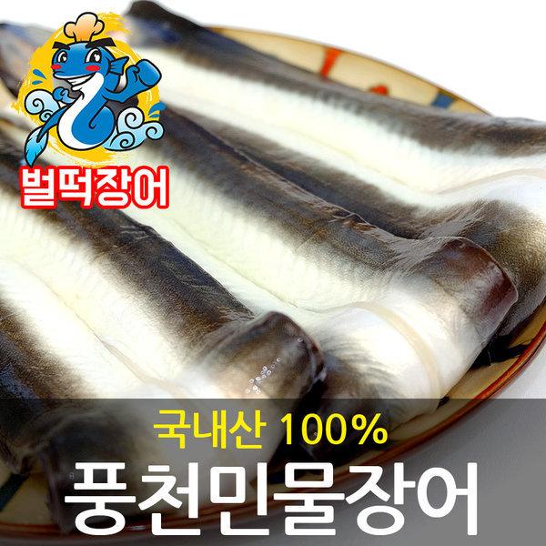 벌떡장어 국내산 풍천 민물장어 1kg  손질후 700~750g 상품이미지
