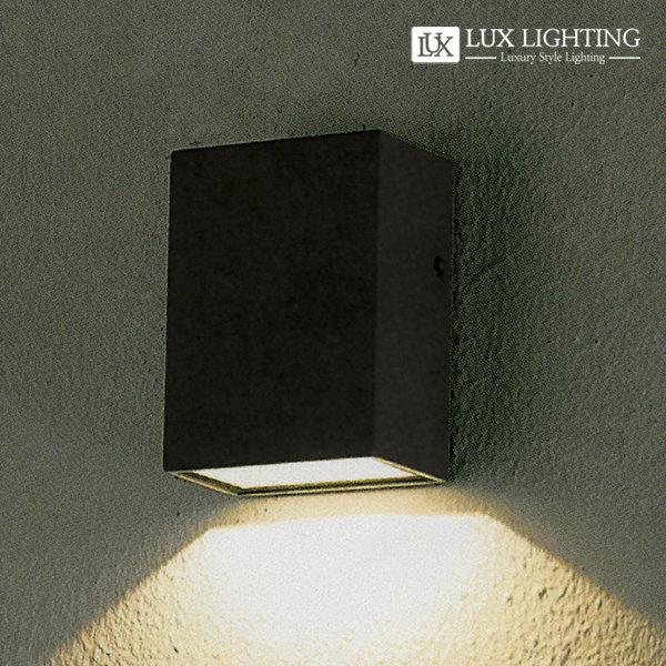 G마켓 - 메리앤 LED 벽부등 3W(B/R)/야외 벽등/인테리어조명