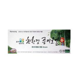 퓨어네이처 친환경 종이호일 원형 24.2cm 30매입