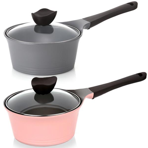 네오플램 애니 18cm 편수 냄비 냄비세트 이유식냄비 상품이미지