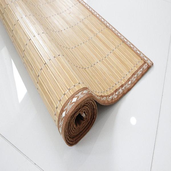 (오크스틱 대나무자리 중형 90X180) 대나무자리 돗자 상품이미지
