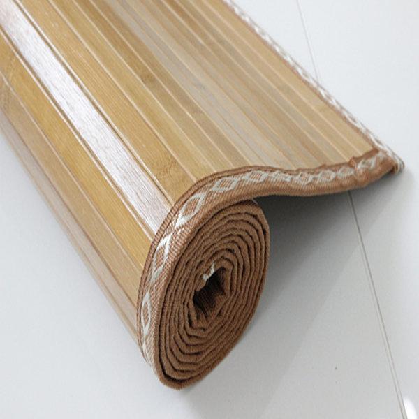 (왕 대나무자리 특대형 180X220) 대나무자리 돗자리 상품이미지