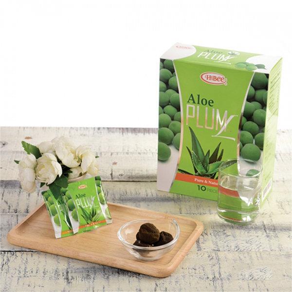 알로에 플럼-엘 10개입 (Aloe Plum-L 10P) 상품이미지