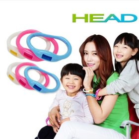 헤드볼 팔찌 밴드 성인 블루